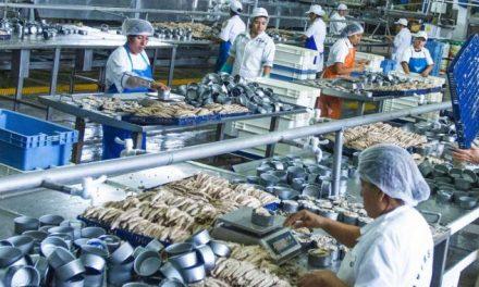 Disminuye producción nacional en marzo en un 3,39 %