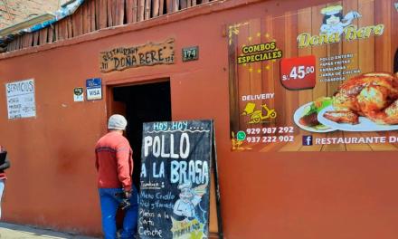 Intervienen restaurantes que no contaban con permiso para servicio de delivery