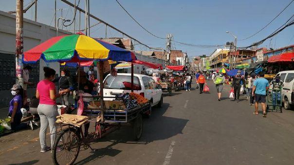 Marcelo reubicará a Ambulantes en avenida principal de Trujillo