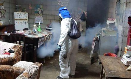 Ascope: Inician campaña de fumigación contra el dengue