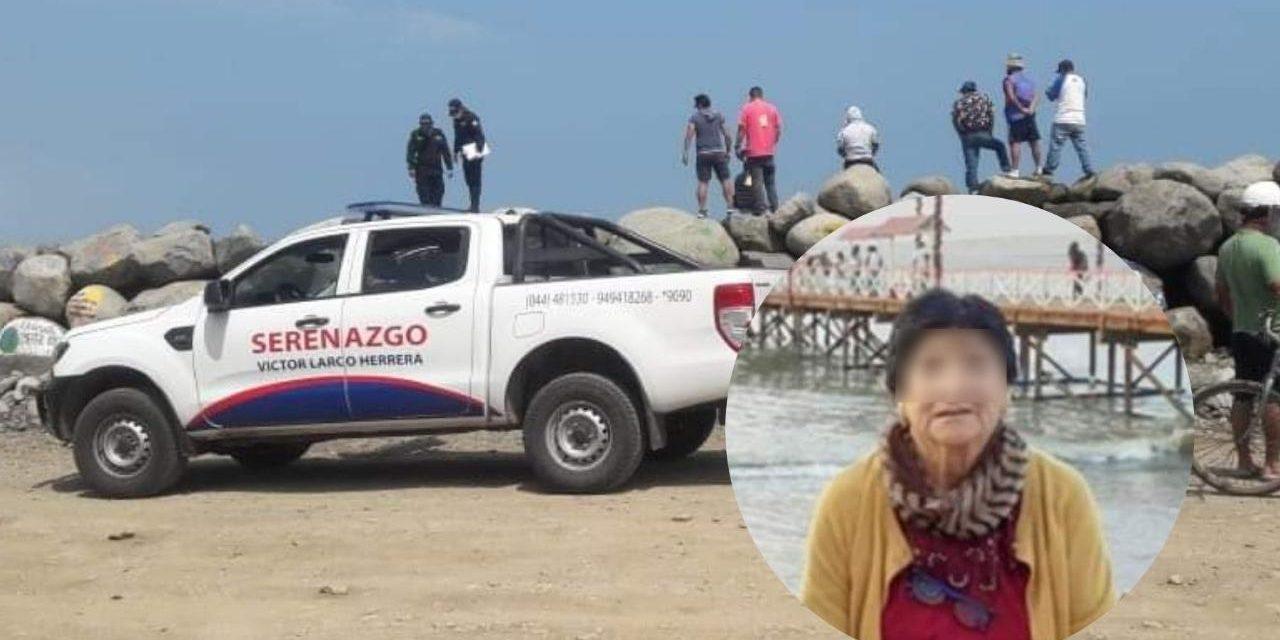 Cuerpo hallado en playa de Buenos Aires era de anciana desaparecida el 10 de mayo
