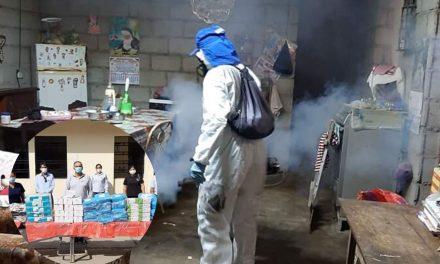 Autoridades realizan acciones contra el dengue en Ascope