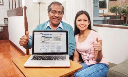 ONP otorgó más de mil pensiones en primera semana de atención virtual