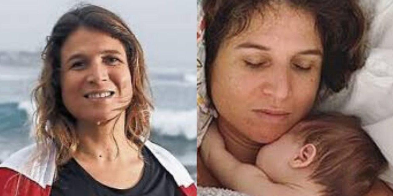 Sofía Mulanovich y su novia se convierten en madres en cuarentena