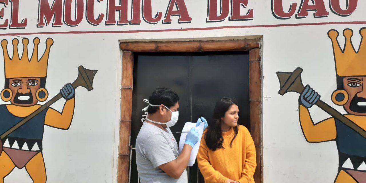 Magdalena de Cao: Restaurantes se alistan para delivery poscuarentena