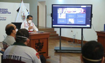 Comité Regional de Seguridad Ciudadana acuerda que Serenazgo será dirijido por PNP