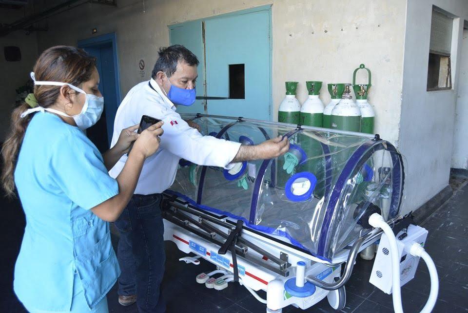 Hospital Regional invierte más de un millón de soles en equipos de salud