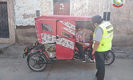 Chepén: Unidades vehiculares son retenidas ante disposición municipal