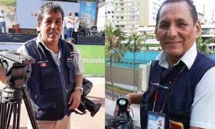 Lamentable: Fallecen 2 Periodistas por COVID-19