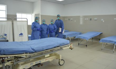 Más de 400 pacientes fueron dados de alta en Trujillo