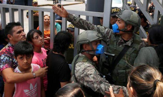 4 miembros del Ejército peruano  fallecen a causa del COVID-19