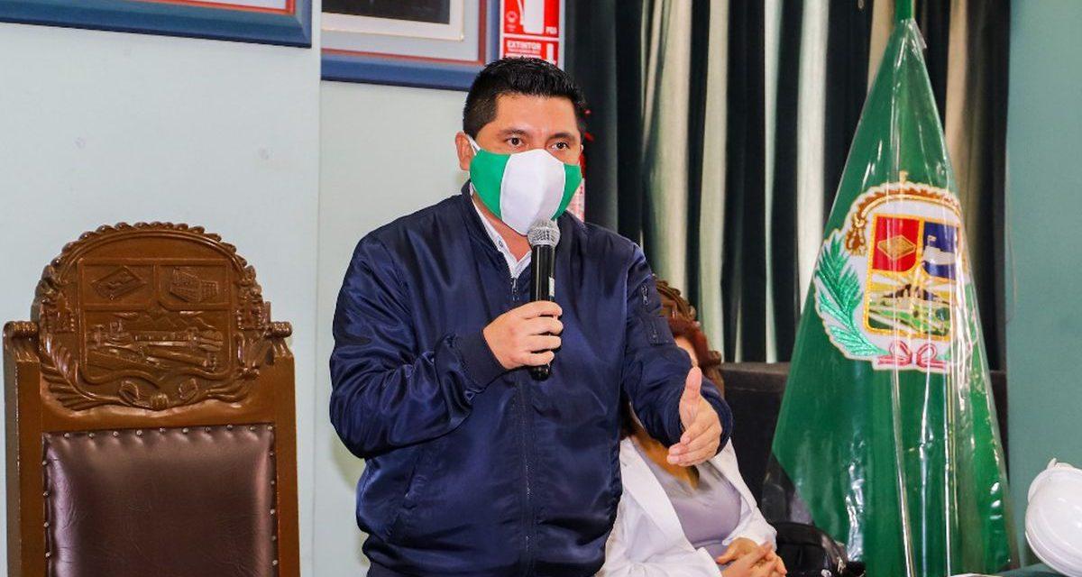 Alcaldes distritales piden a Vizcarra que La Libertad continúe en cuarentena