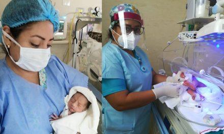 400 bebés fueron atendidos en el Hospital Víctor Lazarte Echegaray