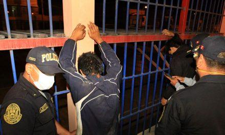 La Libertad supera los 36 mil de detenidos por incumplir aislamiento social obligatorio