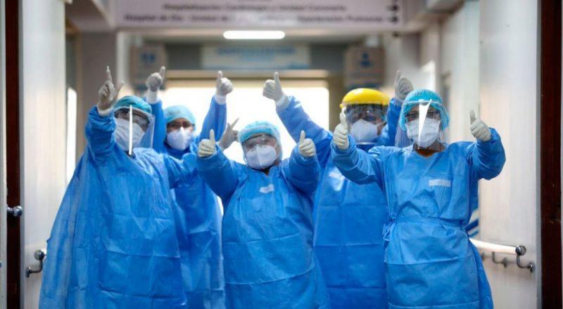 4 713 liberteños fueron dados de alta tras vencer al coronavirus
