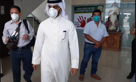 Vecinos de Salaverry piden donación de planta de oxígeno a empresario árabe