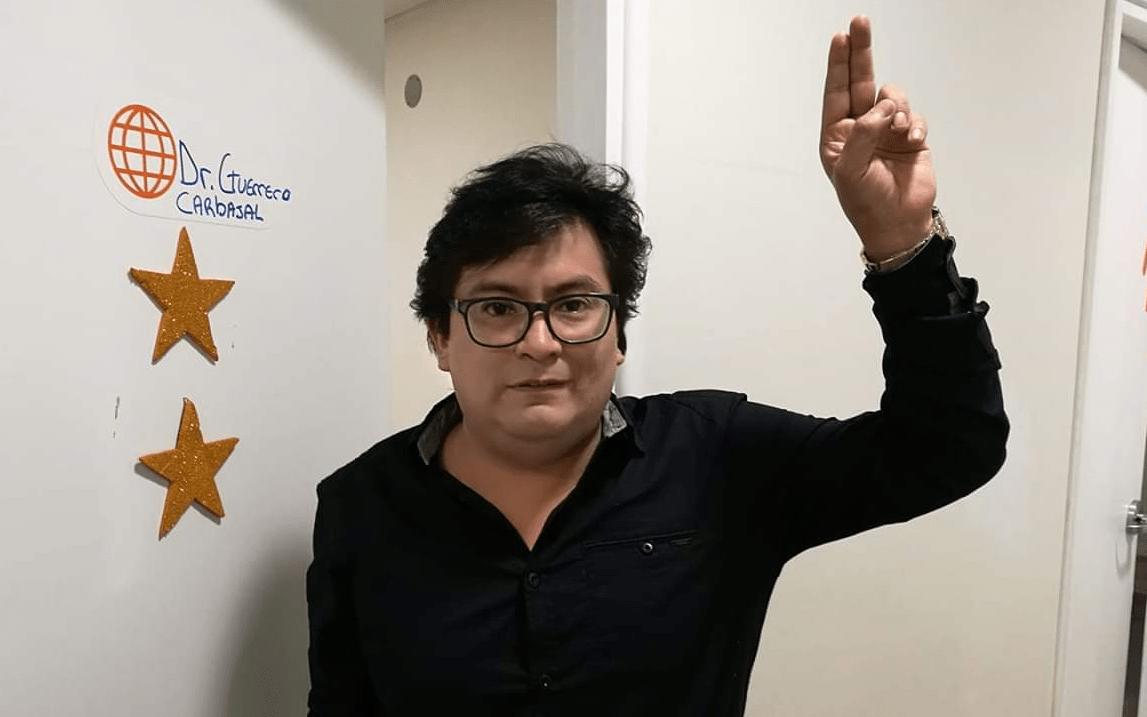 Falleció el odontólogo trujillano Guerrero Carbajal